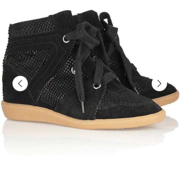 Isabel Marant Boston sneaker